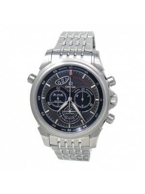 Omega DeVille Stainless Steel Automatic Men's Watch 422.10.44.51.06.001