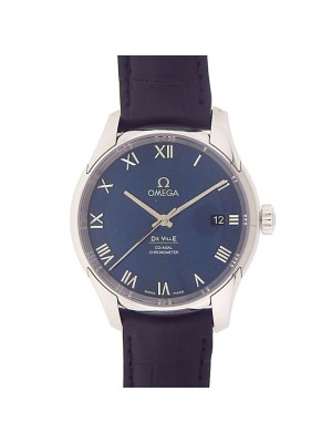 Omega De Ville Stainless Steel Automatic Men's Watch 431.13.41.21.03.001