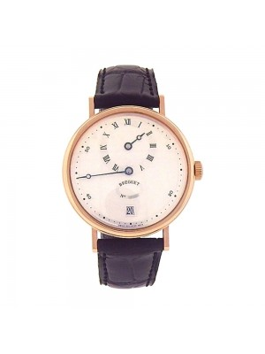 Breguet Classique Regulator 18K Rose Gold Automatic Men's Watch 5187BR/15/986