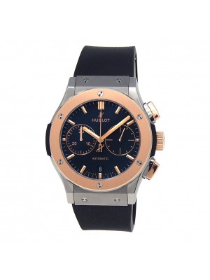 Hublot Classic Fusion Chronograph Titanium Automatic Men's Watch 521.NO.1181.LR