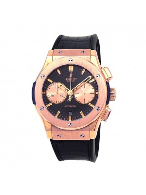 Hublot Classic Fusion 18k Rose Gold Automatic Men's Watch 521.OX.1180.LR.PLP11