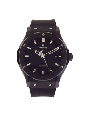 Hublot Classic Fusion Black Magic Ceramic Automatic Men's Watch 542.CM.1770.RX