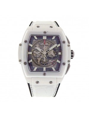 Hublot Spirit of Big Bang 601.HX.0173.LR White Ceramic Chronograph Men's Watch