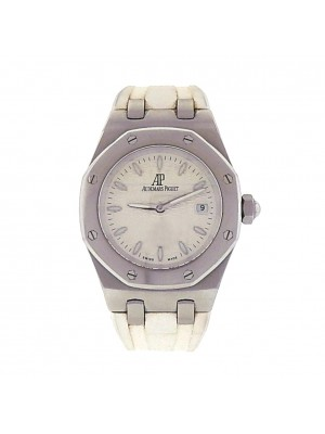 Audemars Piguet Royal Oak 67620ST.OO.D010CA.01 Quartz Silver Ladies Watch