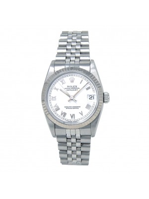 Rolex Datejust (S Serial) Jubilee Stainless Steel Automatic Men's Watch 68274