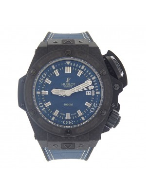 Hublot Big Bang King Oceanographique Carbon Fiber Automatic Watch 731.QX.5190.GR