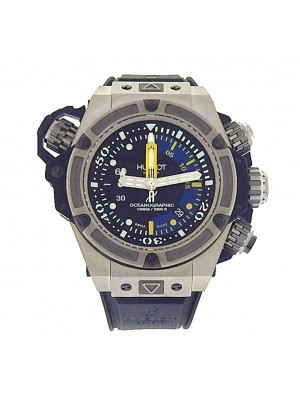 Hublot Big Bang King Power Oceanographic Titanium Automatic Watch 732.NX.1127.RX