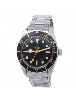 Tudor Black Bay FIFTY-EIGHT Stainless Steel Automatic Black Men's Watch 79030