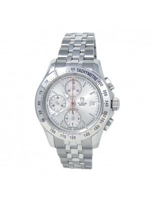 Tudor Chronautic Chronograph Stainless Steel Automatic Men's Watch 79380P