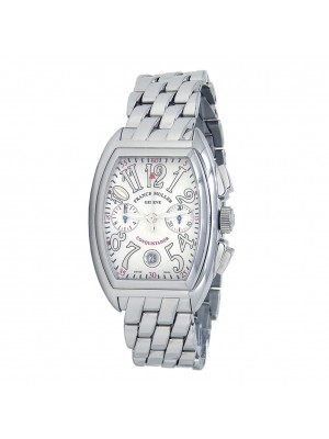 Franck Muller Conquistador Chronograph Stainless Steel Automatic 8005 CC