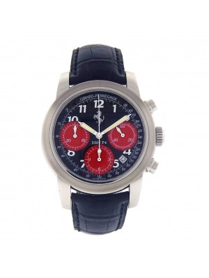 Girard Perregaux Ferrari 360GT Chronograph Stainless Steel Automatic Watch 8028