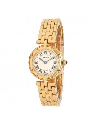 Cartier Panthere 18k Yellow Gold Women's Watch Quartz 8057921
