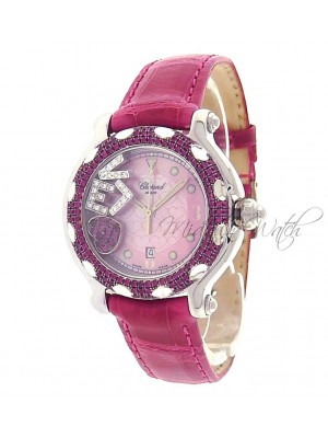 Chopard Happy Sport Love 278945-2003 Pink Ladies Watch