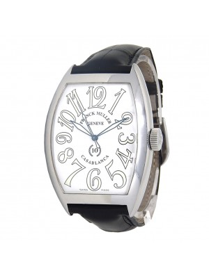 Franck Muller Casablanca Stainless Steel Men's Watch Automatic 8880 C