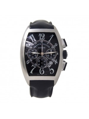 Franck Muller Cintree Curvex Stainless Steel Automatic Men's Watch 8880CCATBR