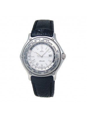 Ebel Voyager Stainless Steel Automatic Ladies Watch 9124913