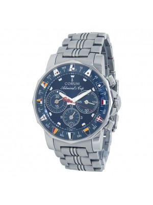 Corum Admiral's Cup Stainless Steel Automatic Men's Watch 985.643.20