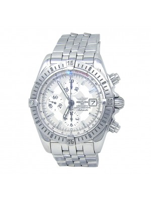 Breitling Chronomat Evolution Stainless Steel Automatic Chronograph Watch A13356