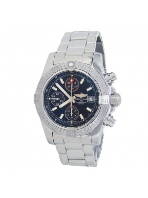 Breitling Avenger II Stainless Steel Men's Watch Automatic A13381