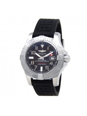 Breitling Avenger II Seawolf Stainless Steel Automatic Men's Watch A17331