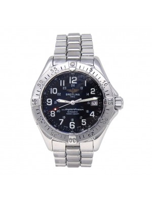 Breitling SuperOcean Stainless Steel Automatic Men's Watch A17340