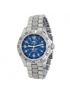 Breitling SuperOcean Stainless Steel Men's Watch Automatic A17360