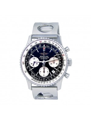 Breitling Navitimer Stainless Steel Automatic Chronograph Men's Watch A23322