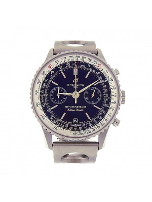 Breitling Navitimer 125th Anniversary Limited Edition A26322 Stainless Watch