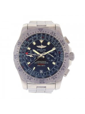 Breitling Skyracer Stainless Steel Automatic Chronograph Men's Watch A27362