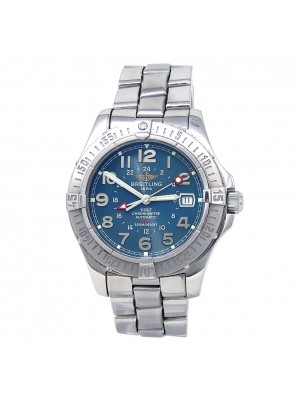 Breitling Colt GMT Stainless Steel Automatic Men's Watch A32350