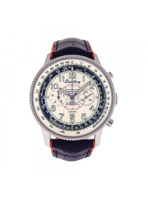 Breitling Navitimer Montbrillant Stainless Steel Automatic Men's Watch A35330
