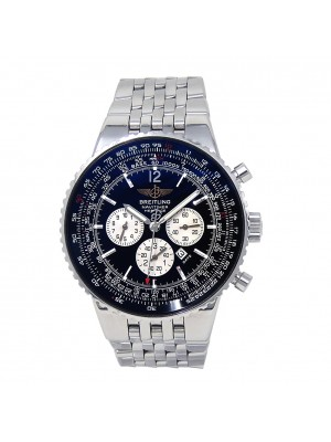 Breitling Navitimer Heritage Stainless Steel Automatic Chrono Men's Watch A35350