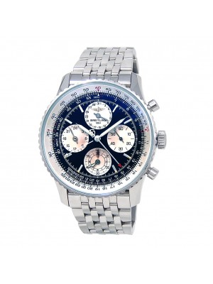 Breitling Navitimer Twin-Sixty 2 Stainless Steel Automatic Men's Watch A39022