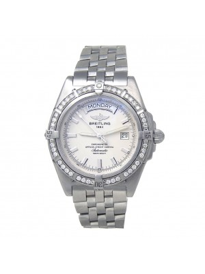 Breitling Windrider Headwind Stainless Steel Automatic Men's Watch A45355