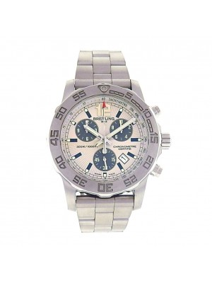 Breitling Colt Chronograph II Stainless Steel Chronograph Quartz Watch A73387