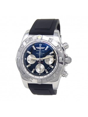 Breitling Chronomat  Stainless Steel Automatic Men's Watch AB0110