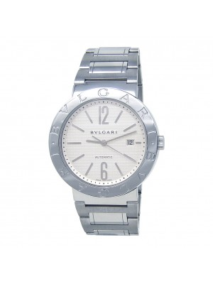 Bvlgari Bvlgari Stainless Steel Automatic Men's Watch BB42SS