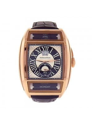 Maitres Du Temps Chapter Two 18K Rose Gold Day Date Automatic Watch C2T55.21.112