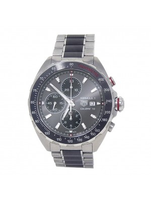 Tag Heuer Formula 1 Chrono Stainless Steel Automatic Men's Watch CAZ2012.BA0970