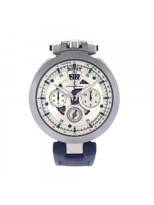 Bovet Pininfarina Amadeo Stainless Steel Skeleton Back Automatic Watch CHPIN005