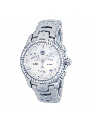 Tag Heuer Link Stainless Steel Swiss Quartz Ladies Watch CJF1314.BA0580