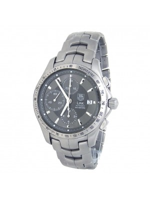 Tag Heuer Link Stainless Steel Automatic Men's Watch CJF2115.BA0594