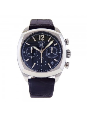 Tag Heuer Monza Stainless Steel Automatic Chronograph Men's Watch CR2113.FC6164