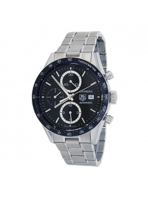 Tag Heuer Carrera Stainless Steel Automatic Men's Watch CV2010-2