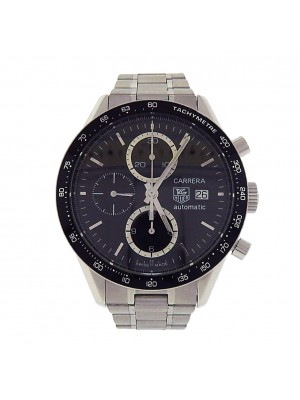 Tag Heuer Carrera CV2010.BA0786 Stainless Steel Chronograph Automatic Watch