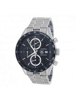 Tag Heuer Carrera Tachymeter Stainless Steel Automatic Men's Watch CV2010.BA0794