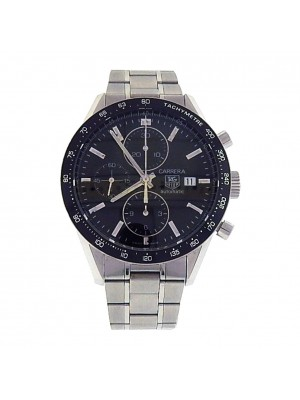 Tag Heuer Carrera Stainless Steel Automatic Chronograph Mens Watch CV201E.BA0794