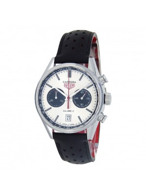 Tag Heuer Carrera Stainless Steel Automatic Chrnograph Men's Watch CV211E.FC6310