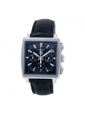 Tag Heuer Stainless Steel Automatic Chronograph Men's Watch CW2111-0