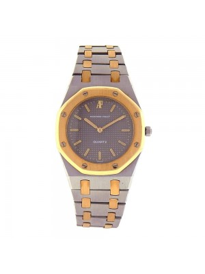 Audemars Piguet Royal Oak 18K Yellow Gold & Stainless Steel Quartz Ladies Watch